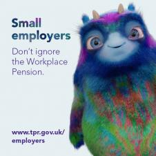 Increase of pension automatic enrolment contributions from 6th April