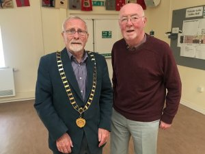 LRALC Elect New Chairman and Vice-Chairman