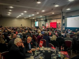 NALC Annual Conference 2019 commences in Milton Keynes